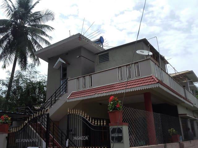 Anusha Dorms - Kushalnagar - Schlafsaal
