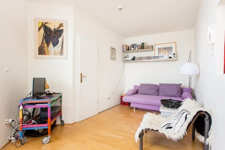 Cute appartement with a balcony  - Apartament