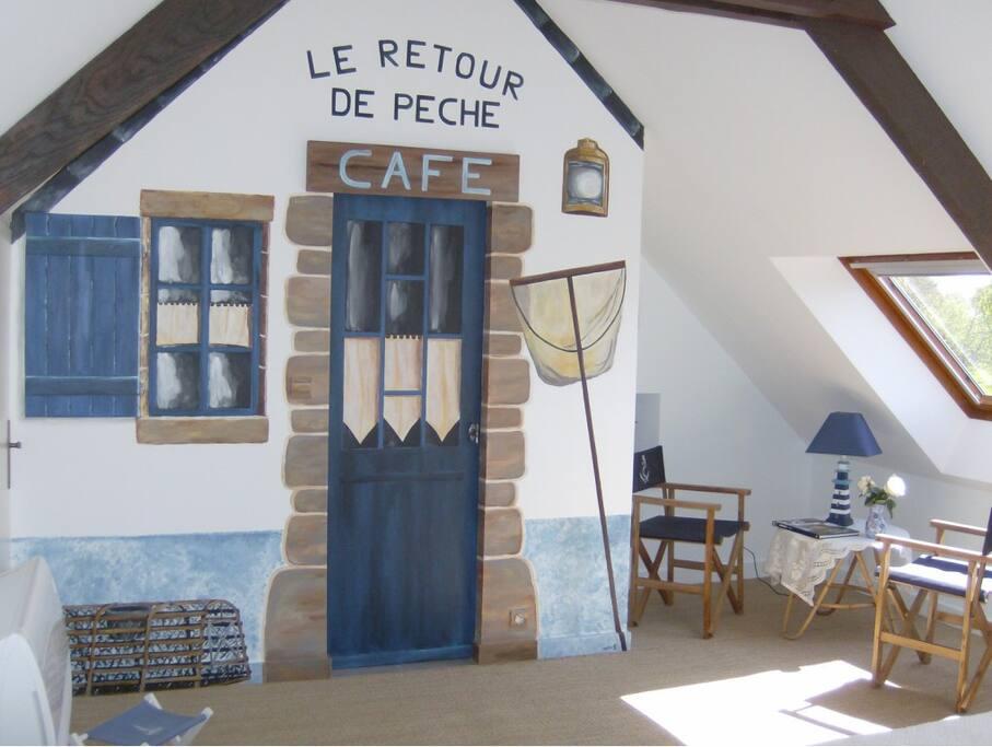 """Chambre """"Retour de Pêche"""""""