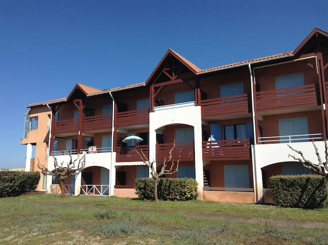 Appartement type T2 26 m2 - Biscarrosse - Condomínio