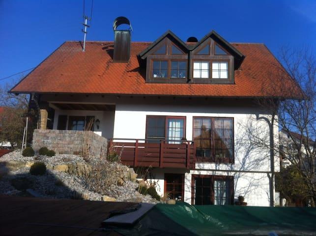 Voll möbliertes Studio - Horb am Neckar - Wohnung