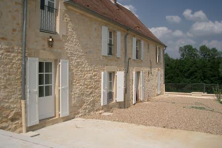 Belle demeure bourguignonne - Merry-sur-Yonne
