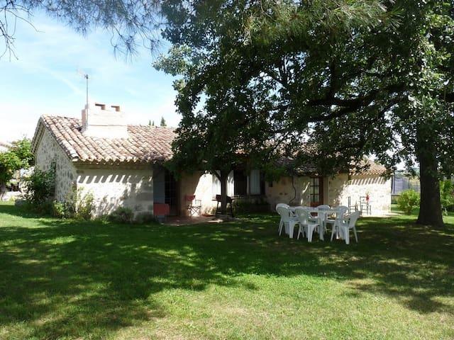 Maison de charme en petite toscane - Saint-Créac, Gers - Casa