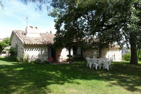 Maison de charme en petite toscane - Saint-Créac, Gers - Rumah