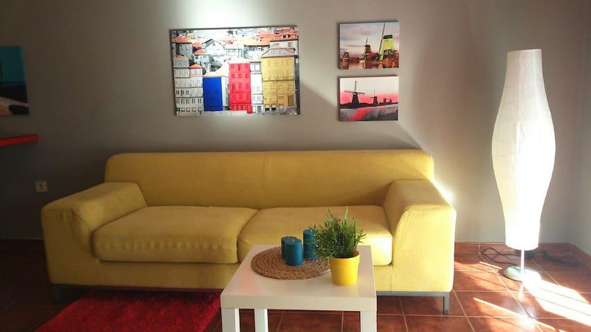 Acogedor Bonito Vistas - Piscina - Parking - Breña Baja - Apartamento