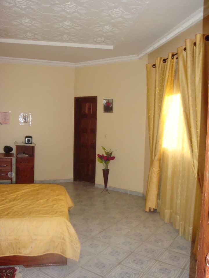 Studio ORNY au Cameroun/Douala