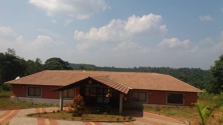 Farm style stay #1 - Homestay in Sakleshpur
