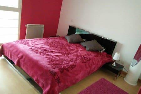 sous location de chambre dans un duplex - Toulouse - Wohnung
