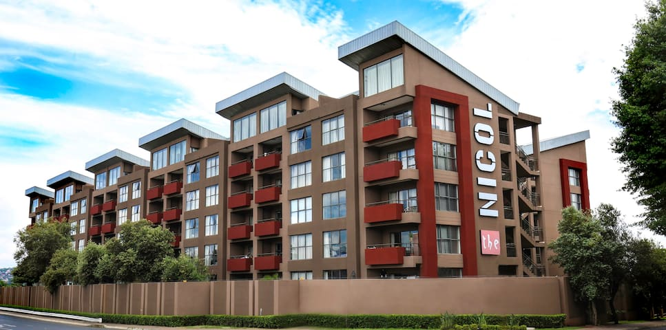 The Nicol Hotel & Apartments - Studio