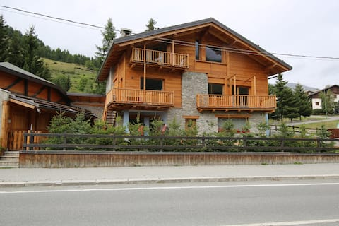 Casa di charme in chalet