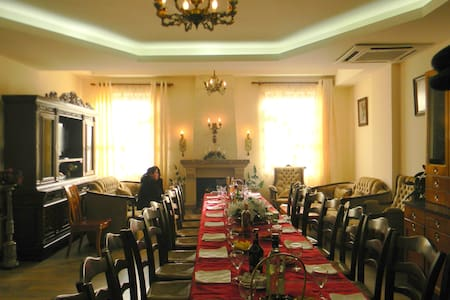 Hotel Internacional Fushe-Arrez - Fushe-Arrez