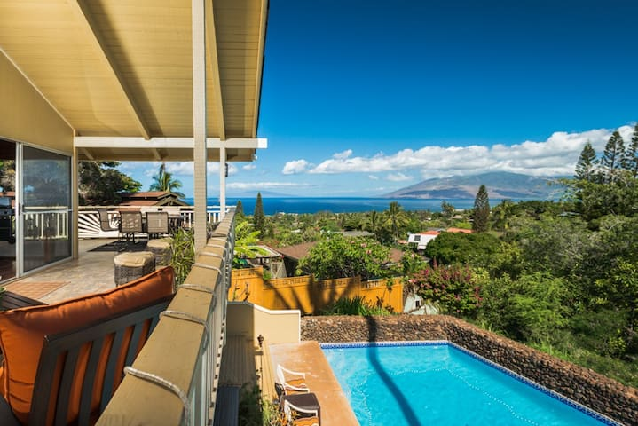 Gorgeous Private Home with Pool - Kihei - House