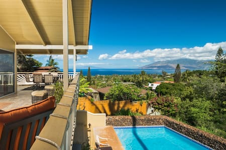 Gorgeous Private Home with Pool SPECIAL ONLY $499 - Kihei - Casa