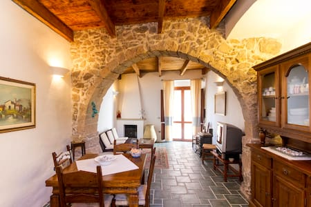 Authentic Sardinian home