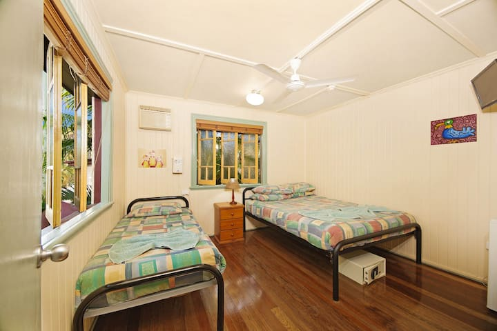 Double/Twin in Tropic Days Boutique Guest House