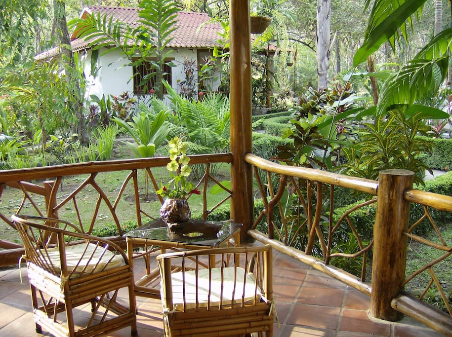 La Palapa B.-  LOVE IN THE TROPICS