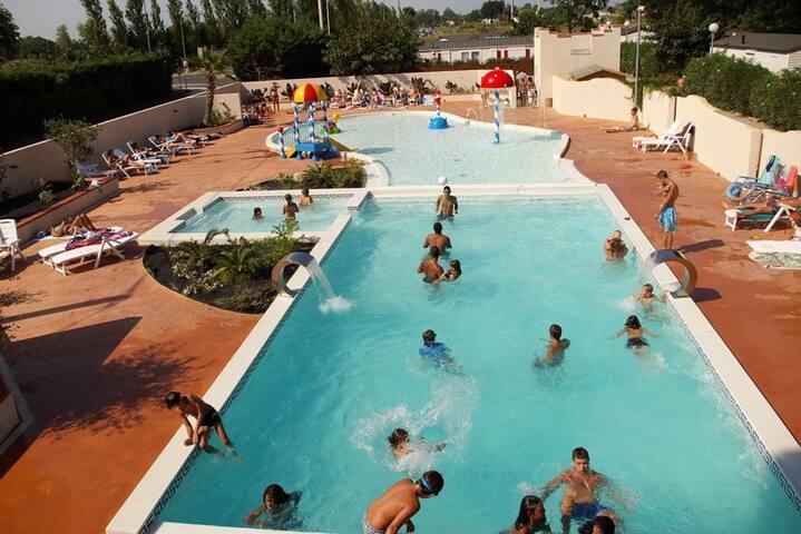 Location d'été à Argeles
