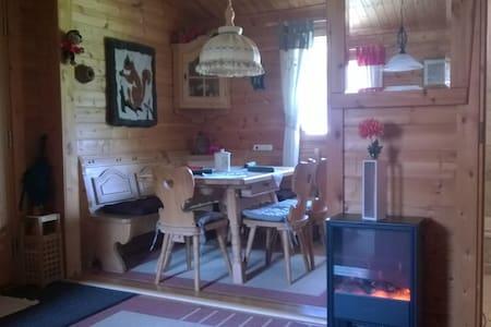 Holzblockhaus im Bayrischen Wald - Haus