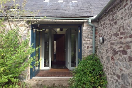 Barafundle Barns (sleeps 16 max) - Stackpole