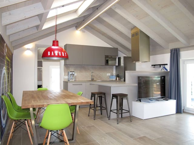 Apartment Casa Tosca for 4 persons
