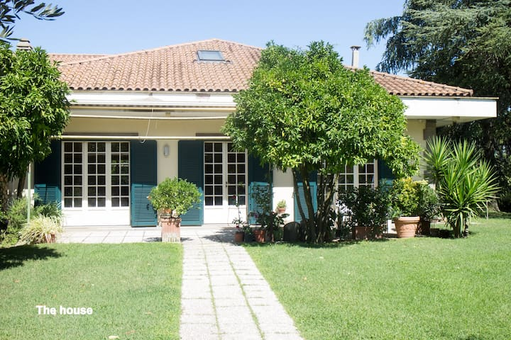 ROME Villa for Families-Group - Roma - Villa