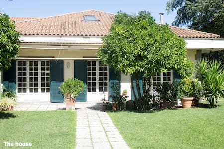 ROME Villa for Families-Group - Villa
