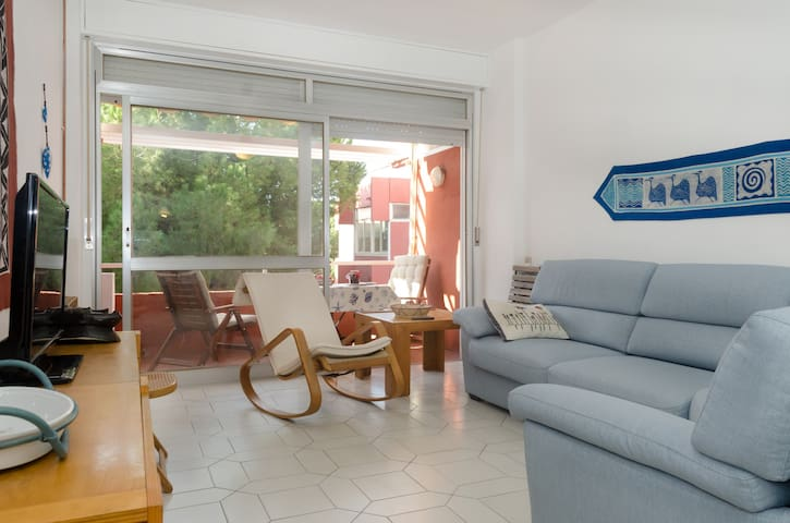 Appartamento la pineta sul golfo appartamenti in affitto a follonica toscana italia - Bagno pineta follonica ...