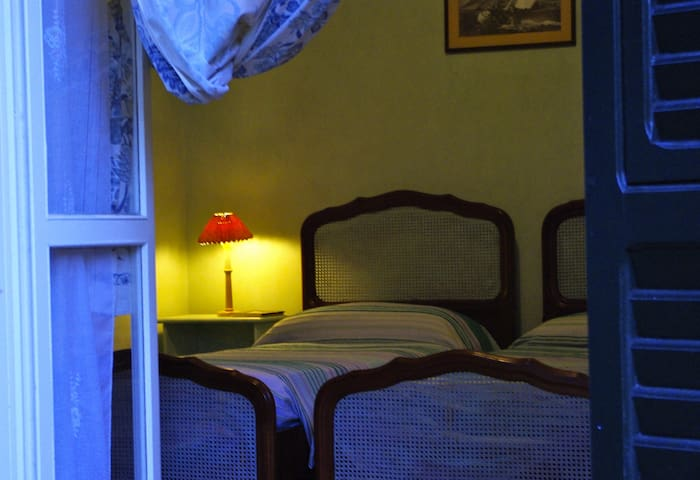 Cozy 500 meters from the sea