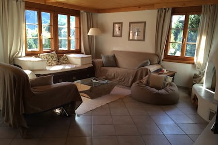 Beautiful apartment in Rougemont - Rougemont