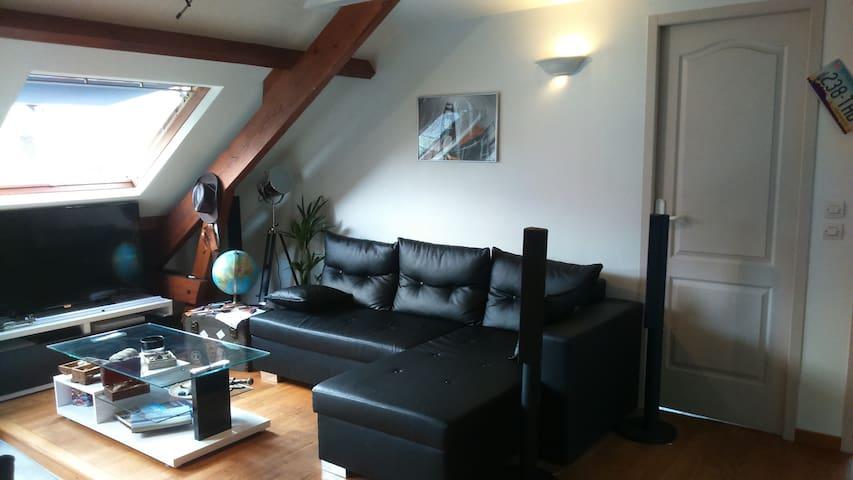 Appartement St-Lô départ tour de France et pas que - Saint-Lô - Apartment