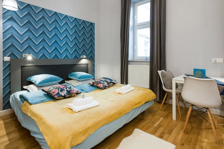 Perfect place to stay in Krakow City Center W5