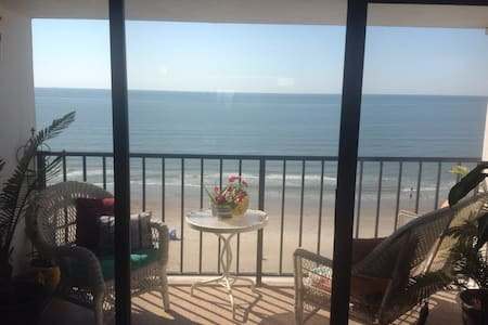 Amazing 9th floor Ocean View - Galveston - Appartement