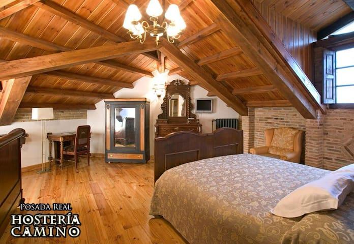 Posada Real a 17km de Astorga - Luyego de Somoza - Bed & Breakfast
