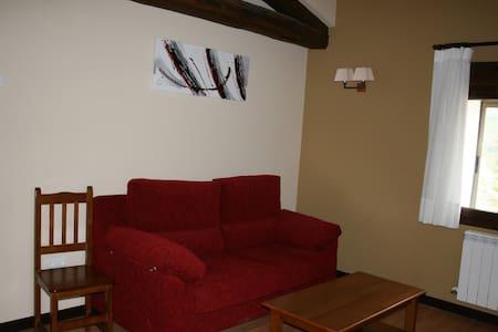 Hotel San Millán Habitación Doble 4 - Oncala - Ubytovna
