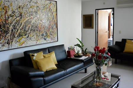 Cómoda habitación de fácil acceso - Caracas - Bed & Breakfast