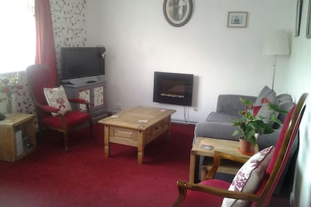 Spacious1BD GF flat Fareham/Parking - Fareham - Квартира