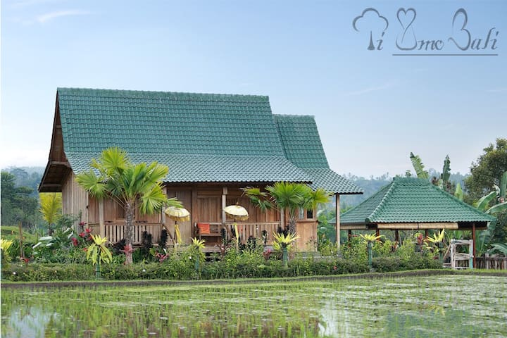 Heritage Rice Field Villas - Ti Amo Bali - Penebel - Bed & Breakfast