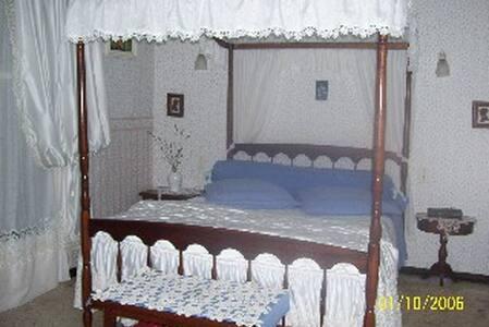 Loue chambre au calme - Saint-Paul-en-Forêt