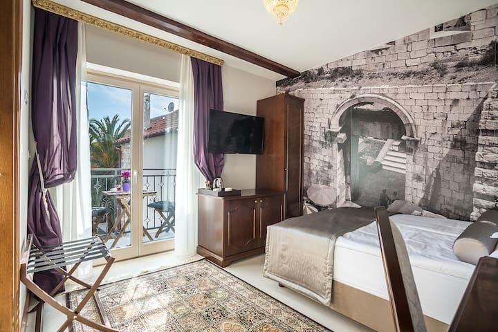 Standard double room, balcony 103 - Spalato - Bed & Breakfast
