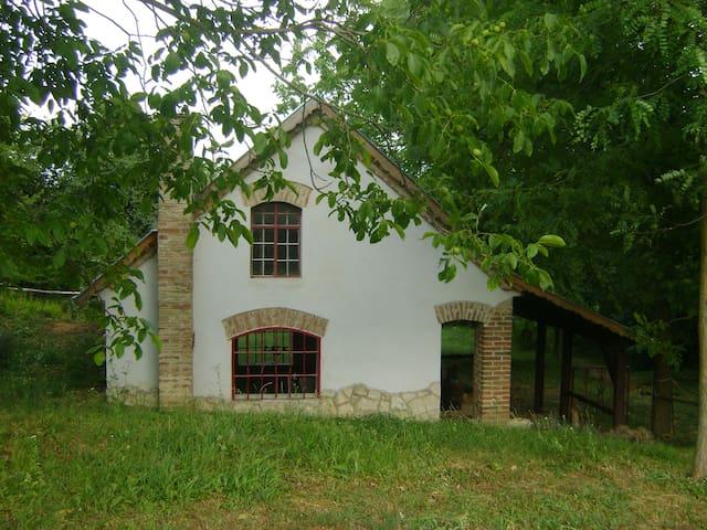 Lief 2 persoonshuisje in Hongarije