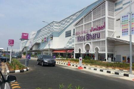 KB Budget Homestay : Cheap & Comfy - Kota Bharu