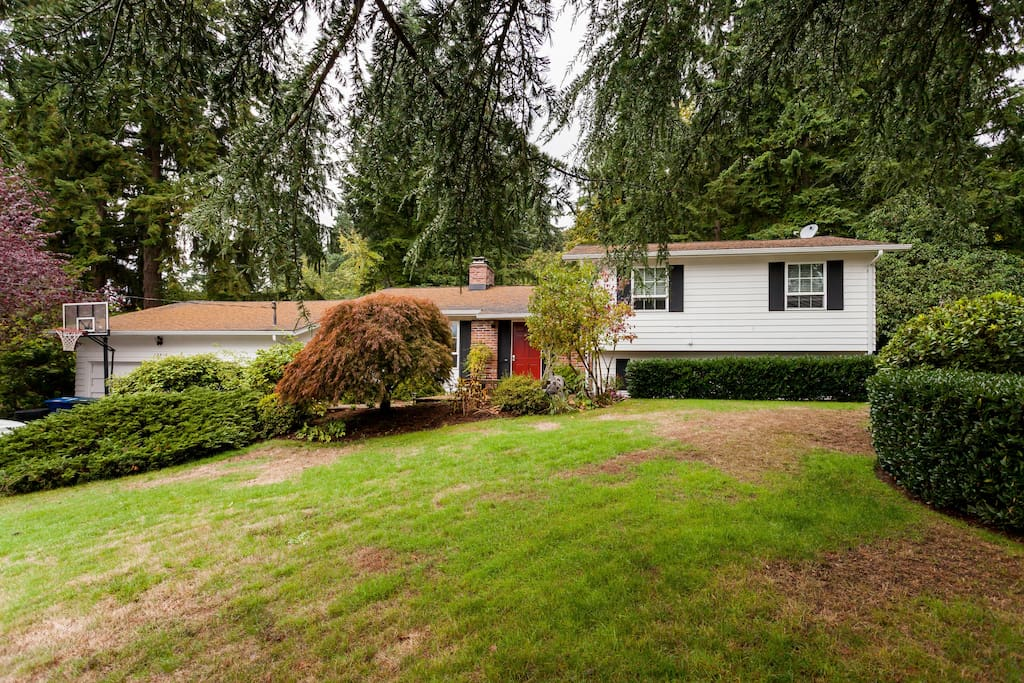 Beautiful and convenient house in Bellevue, Wa, USA