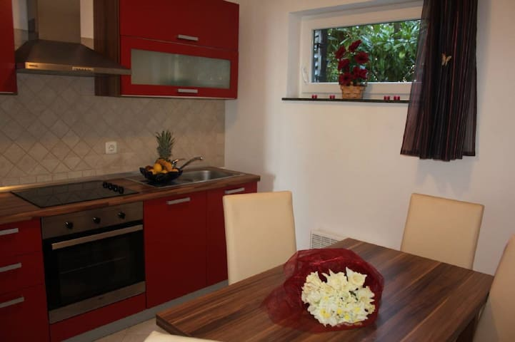 MELI 2 - studio apartment for 2 persons