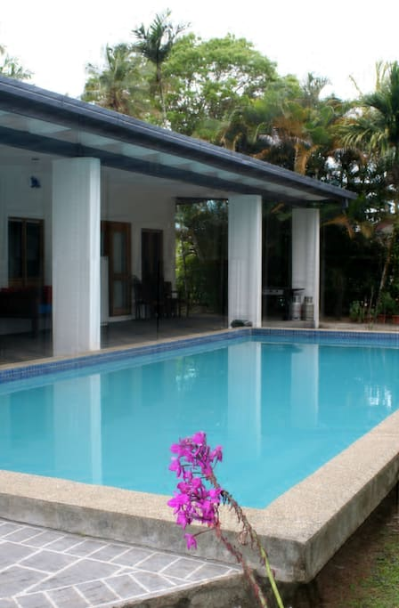 Come and enjoy a swim in our lovely pool - It is waiting for you!!!!