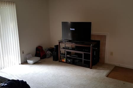 Rock Hill private room close to Charlotte! - Rock Hill - 公寓