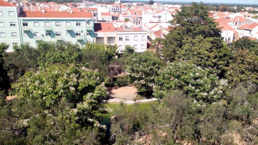 Apartment with panoramic views near  the coast - Grândola