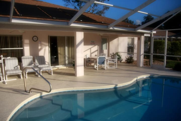 4-bedroom villa with private pool