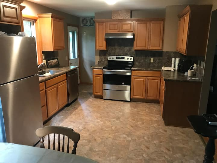 Newly renovated Thompsontown house