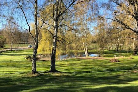 Ældre Landsted i smukke Nordsjælland