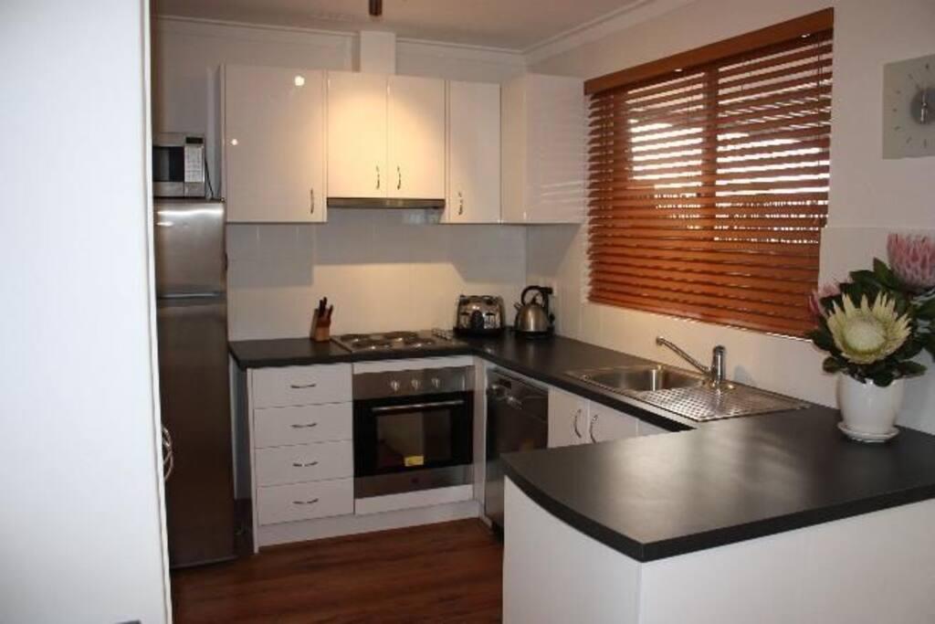 Freshly Renovated Kitchen